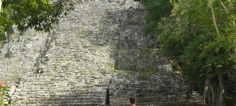 The Mayan Ruins:Coba