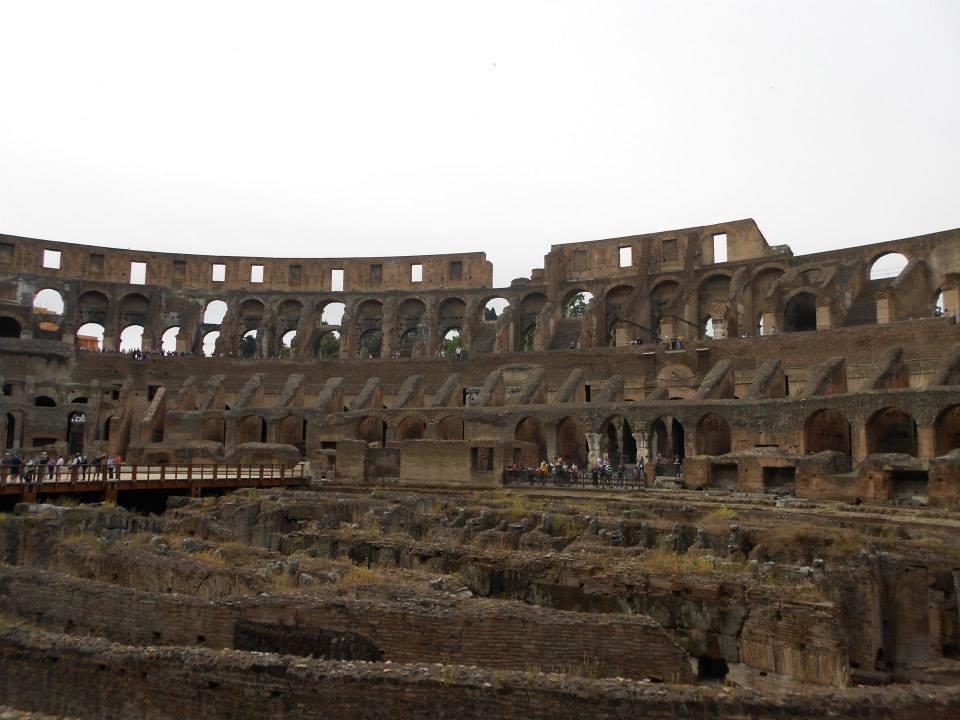 Rome, Italy, Europe, Colosseum