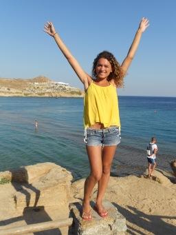 Mykonos, Beach Greece, Europe, Vacation