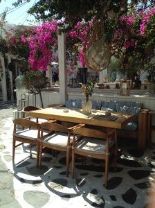 Mykonos, Lunch, Greece, Europe, Vacation, Dinner, Restaurant