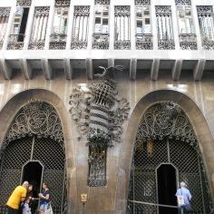 Barcelona, Spain, Gaudi, Vacation, Europe